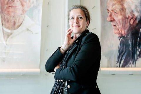 Sophia de Rooij (foto: Henk Veenstra)