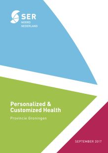 28 juni - Tekenen convenant Personalized and Customized Healtth